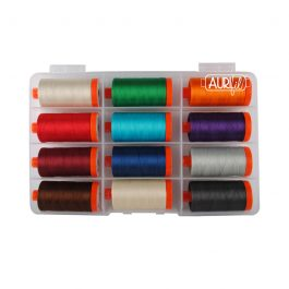 Aurifil Threads- The Foundations Collection
